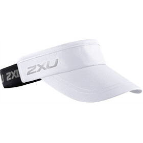 2XU Performance Visor white/white